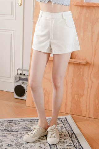 BUT SOME KR -5KG LITTLE A SHORTS IN WHITE