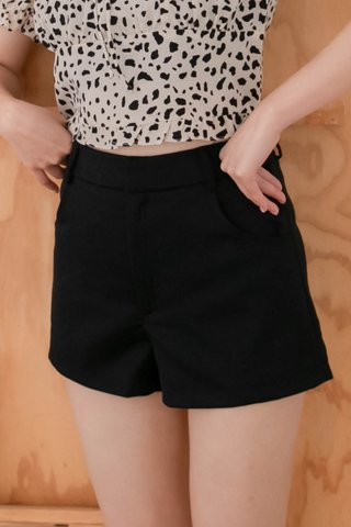 BUT SOME KR -5KG LITTLE A SHORTS IN BLACK